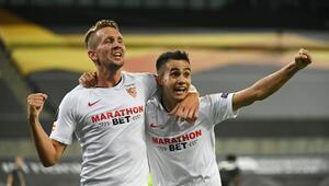 Sevilla 2-1 Manchester United | Sevilla, Avrupa Liginde finalde