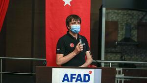 AFADdan İstanbulda deprem tatbikatı