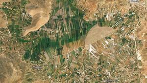 NASA bu kez Antalyayı uzaydan fotoğrafladı