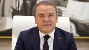 Son dakika haberi... Antalya Büyükşehir Belediye Başkanı Böcekin Kovid-19 testi pozitif  çıktı