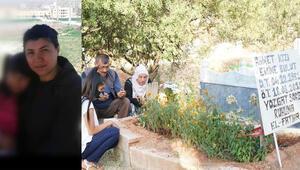 Emine Bulut, 1inci ölüm yıl dönümünde mezarı başında anıldı