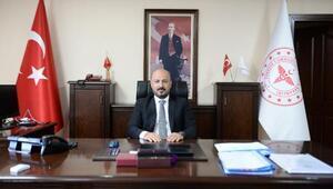 Adana İl Sağlık Müdürü Dr. Halil Nacar, göreve başladı