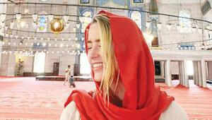 Amber Heard İstanbula aşık oldu