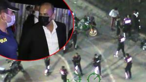 Düğünde havai fişek atan gençler, İstanbul Emniyet Müdürüne yakalandı