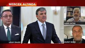 Son dakika haberler... CHP, Abdullah Gülü Cumhurbaşkanı adayı yapar mı