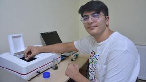 TÜBİTAK şampiyonu genç, bilim adamı olmak istiyor