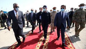 Son dakika... Bakan Akar ve Genelkurmay Başkanı Güler Libyada