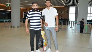 Transfer haberleri | Altaylı Cenk, imza için Fransa'ya uçtu Lyon 1.5 milyon euro ödeyecek...