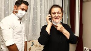 Cumhurbaşkanı Erdoğandan, vefat eden 15 Temmuz gazisinin eşine taziye telefonu