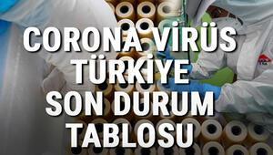 20 Ağustos Türkiye koronavirüs (coronavirüs) tablosu:  Koronavirüs il il günlük vaka sayısı ve dünyada son durum (İstanbul - Ankara - Gaziantep - Diyarbakır)