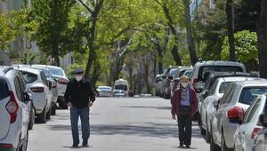 Bursada 65 yaş ve üstü vatandaşlara yönelik kısıtlamalarda yeni düzenleme.. 65 yaş üstü hangi saatlerde sokağa çıkabilir