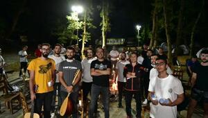 Haluk Levent'ten Başkan Yazıcı'ya sürpriz ziyaret