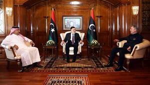 Bakan Akar ve Genelkurmay Başkanı Güler Libyada