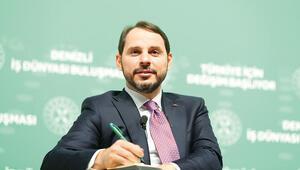 Hazine ve Maliye Bakanı Albayrak: Türkiye küresel krizden güçlenerek çıkacak