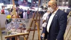 Kızılaydan 17 Ağustos Marmara Depreminin 21. yıldönümünde anlamlı sergi