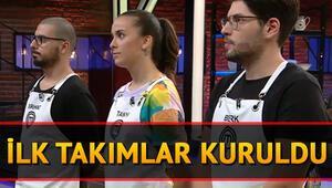MasterChef kim kazandı 17 Ağustos MasterChef Türkiye 2020 takım kaptanları ve kurulan yeni takımlar