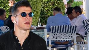 Fenerbahçede Emre Belözoğlu, Mame Thiam için yapılan transfer görüşmesinde niye yok