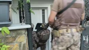 Şişli Belediyesinin otoparklarından çıkar sağlamaya çalışan çeteye operasyon