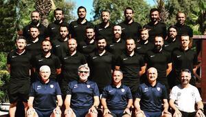 UEFA B-A Eğitim Kursu ilk etabı sona erdi