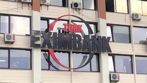 Türk Eximbankın yılbaşından bu yana ihracata desteği 27,5 milyar dolara ulaştı