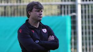 Samsunspor Teknik Direktörü Ertuğrul Sağlam: Tek bir amacımız ve tek bir hedefimiz var...