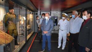 Posbıyık: Çanakkale demek Atatürk demektir
