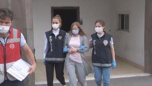 Sancaktepede temizlediği evlerden 100 bin liralık ziynet eşyası çalan kadın yakalandı
