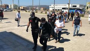 Yunanistana kaçmaya çalışırken yakalanan 13 FETÖ şüphelisi tutuklandı