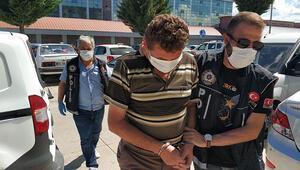 Samsunda bir araçta çok miktarda uyuşturucu yakalandı: 2 gözaltı