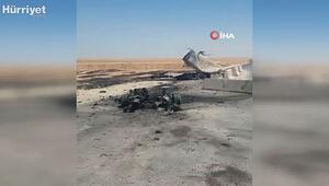 Son dakika: Suriyede patlama