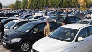 İkinci el otomobil alacaklar dikkat Fiyatlar yüzde 50 daha ucuz…