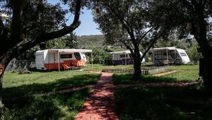 Türkiyenin Karavan Park Haritası oluşturuluyor