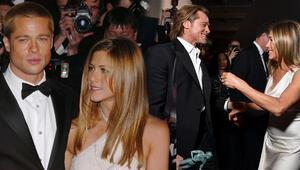 Brad ve Jen Yeniden Bir Arada