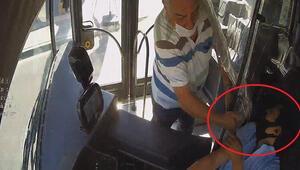 Otobüs şoförü, maske takması konusunda uyardığı yolcu tarafından darp edildi