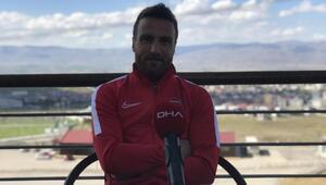 Hatayspor kaptanı Mesut Çaytemel: Sabırsızlıkla Süper Ligin başlamasını bekliyorum...