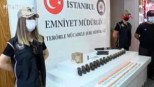 İstanbulda eylem hazırlığındaki 2 DHKP-Cli yakalandı