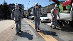Başkan Eroğlu: Koronavirüsü hep beraber temizliyelim