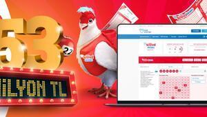 Çılgın Sayısal Loto sonuç sorgulama sayfası Millipiyangoonline.comda 19 Ağustos Çılgın Sayısal Loto çekiliş sonuçları belli oldu