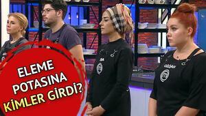 Masterchef Türkiye dokunulmazlık oyununu kim kazandı ve eleme adayları kimler oldu İmza yemekle mücadele