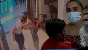 6 yaşındaki çocuğu dövdü Nedeni şoke etti