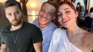 Hande Erçelle ayrılığının nedeni Kerem Bürsin mi Murat Dalkılıçtan açıklama...