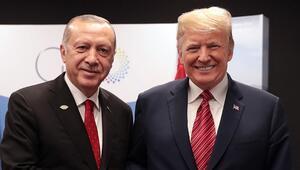 ABD Başkanı Trump: Erdoğan ile çok iyi ilişkilerimiz var