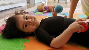 Tedavisi için kampanya düzenlenen 16 aylık Demir Ali, yardım bekliyor