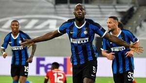 Inter, UEFA Avrupa Ligi finaline yenilgisiz geldi