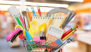Okul zamanı yaklaşıyor Okul çantası ve diğer okul eşyaları için ihtiyaç listeniz hazır mı