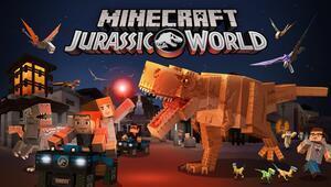 Minecraft Jurassic World yayınlandı: Neler sunuyor