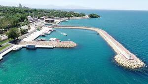 Van Gölüne 'yüzen otel' projesi onaylandı