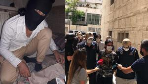 Bursada intihar bombacısı DEAŞlı ile 5 şüpheli adliyeye sevk edildi