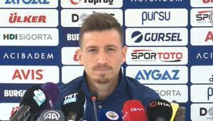 Mert Hakan Yandaştan Galatasaray açıklaması: Fenerbahçeye gelmekle ne kadar doğru bir karar aldığımı bir kez daha gördüm