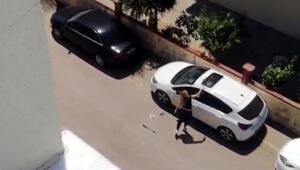 Yer: Antalya... Demir çubukla saldırdı